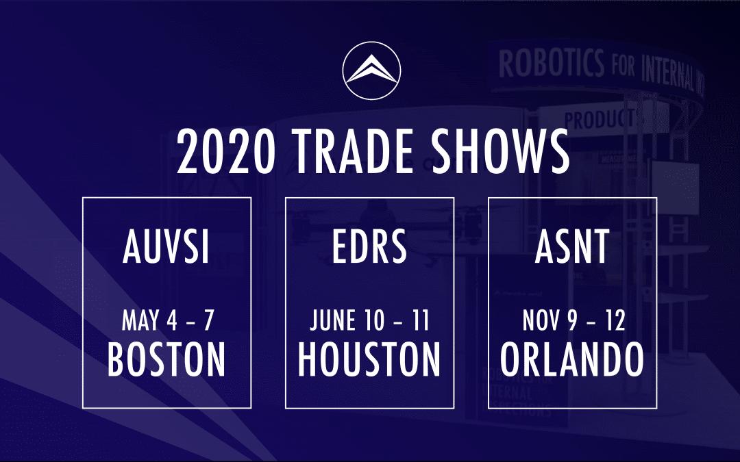 2020 Trade Show Dates